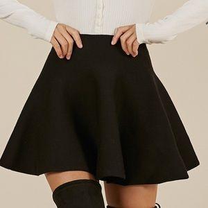 High waist Circle Skirt